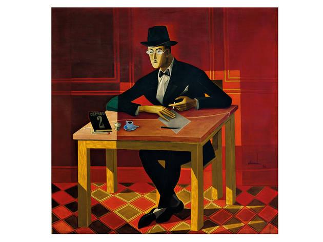 O Retrato de Fernando Pessoa