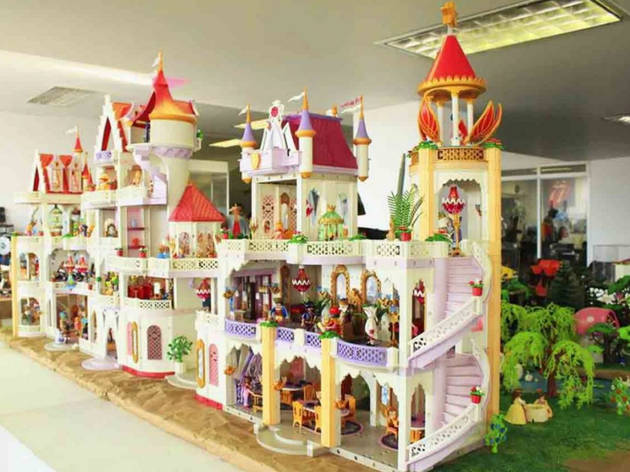 Expo Los Carmelitas (Foto: Cortesía Playmobil)