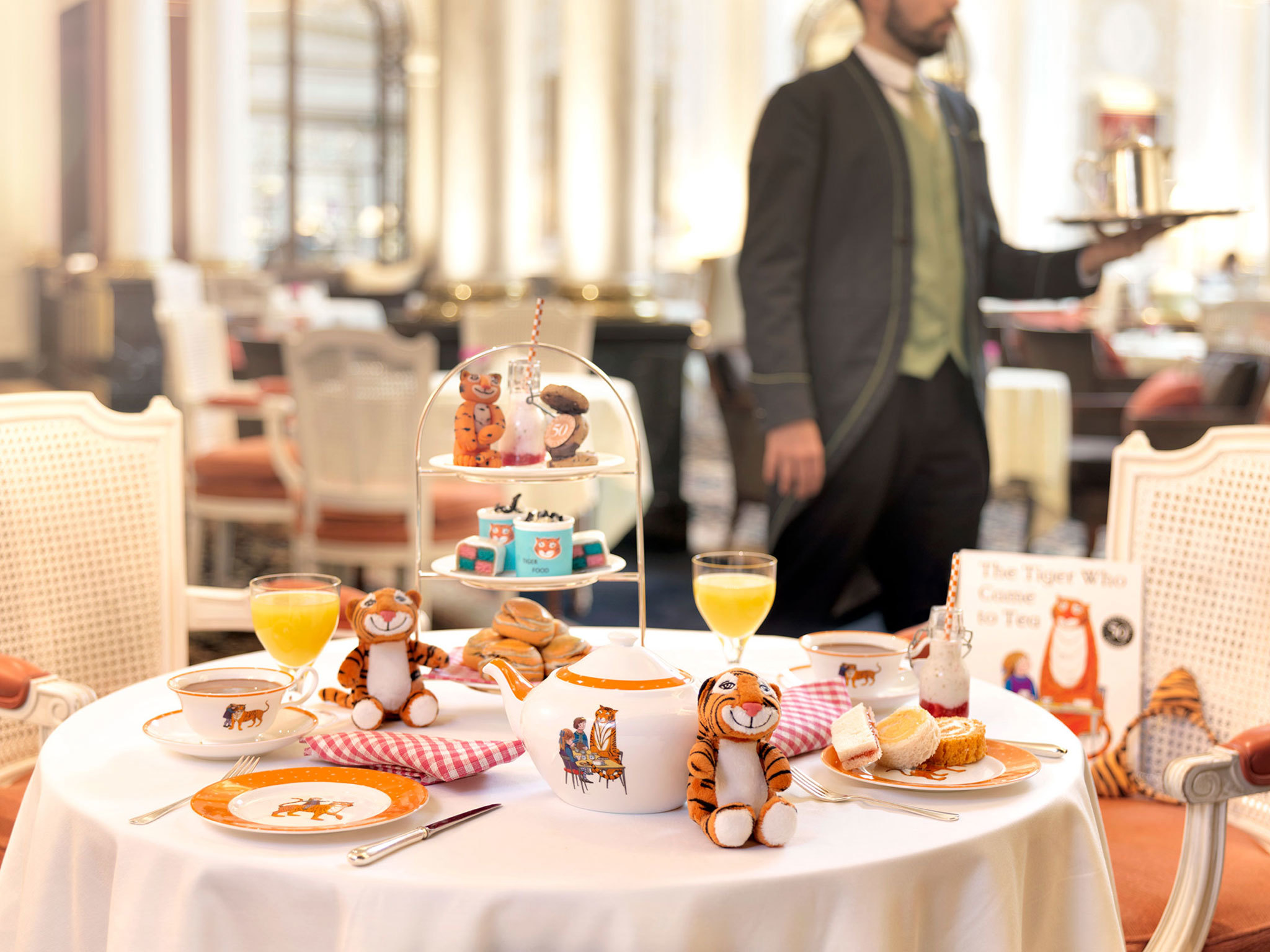 The best afternoon teas in London for kids