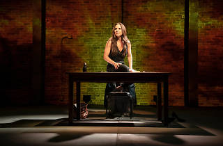Kate Del Castillo in the way she spoke