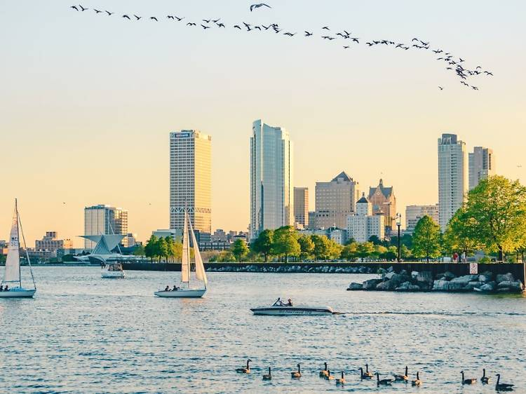 The best weekend getaways from Chicago