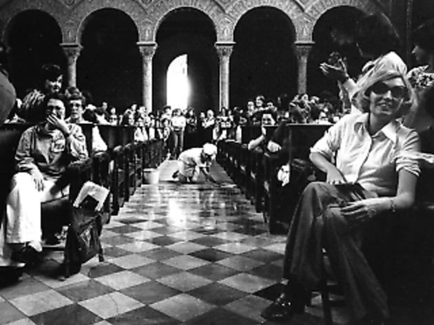 Jormades Catalanes de la Dona, 1976, de Pilar Aymerich