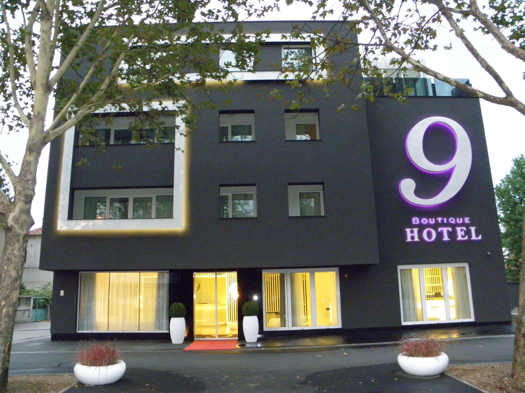 Boutique Hotel No.9