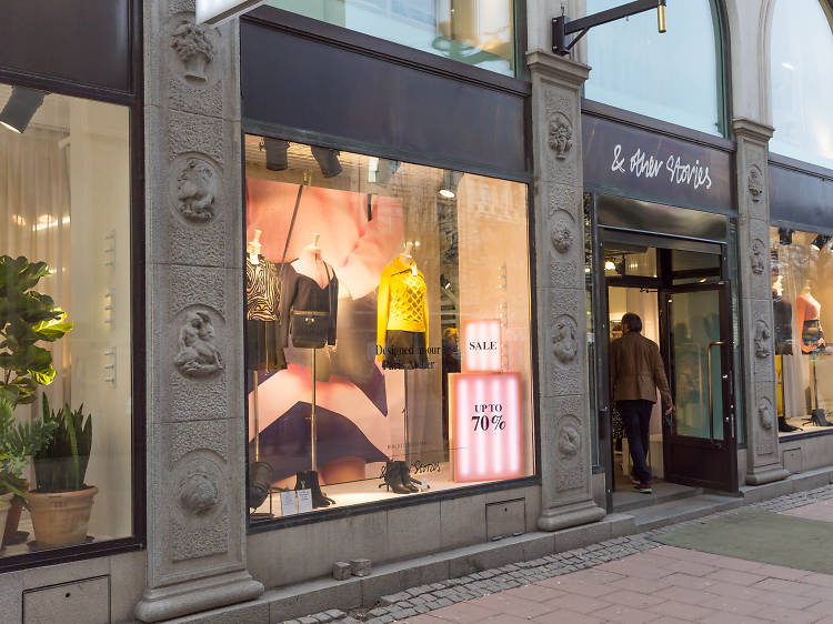 Swedish high street fashion