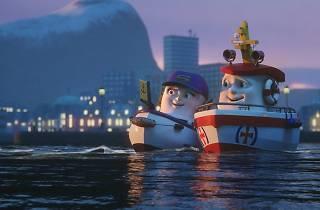 Pel·lícula infantil Vaixells al rescat