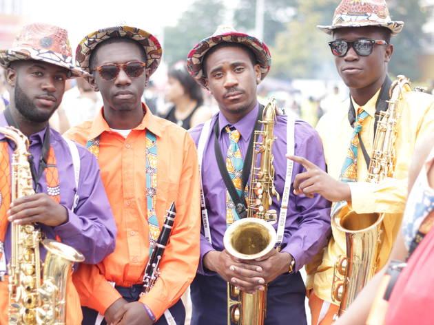 Meltdown Mardi Gras