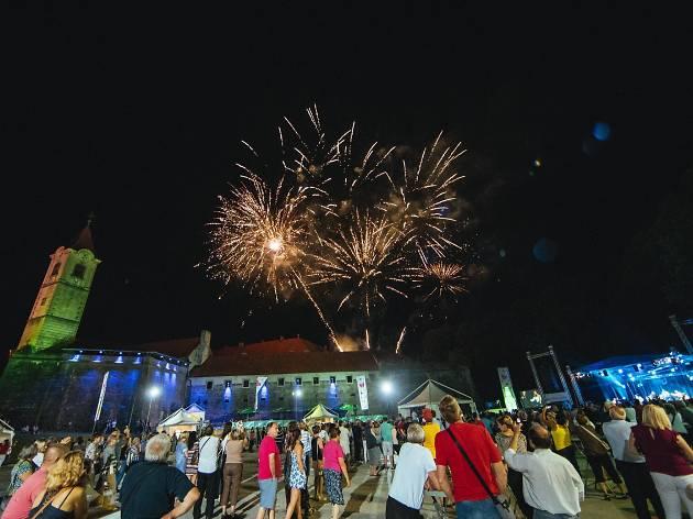 Extraordinary festivals in Croatia this August