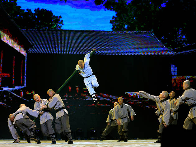 'Soul of Shaolin' at Troubadour Wembley Park Theatre