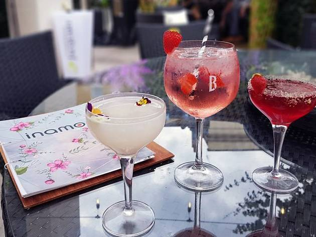 70% off four cocktails at Inamo