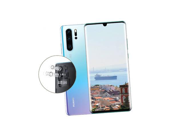 Huawei Redefine os detalhes
