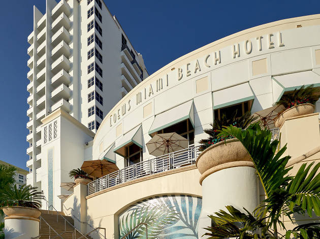 Loews Miami Beach Hotels In South