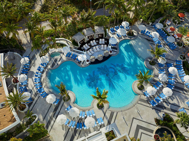 Miami Beach Romantic Oceanfront Hotels