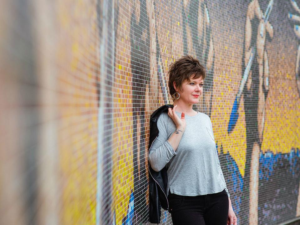 Séverine Parent presenta su disco debut en la CDMX
