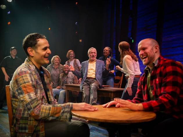 Come from Away 2019 Comedy Theatre