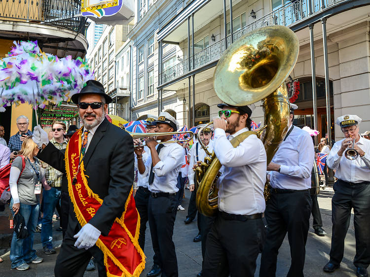The best New Orleans festivals