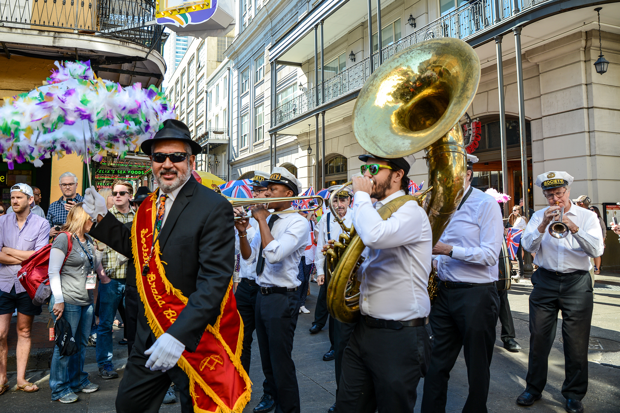 The 15 best New Orleans festivals