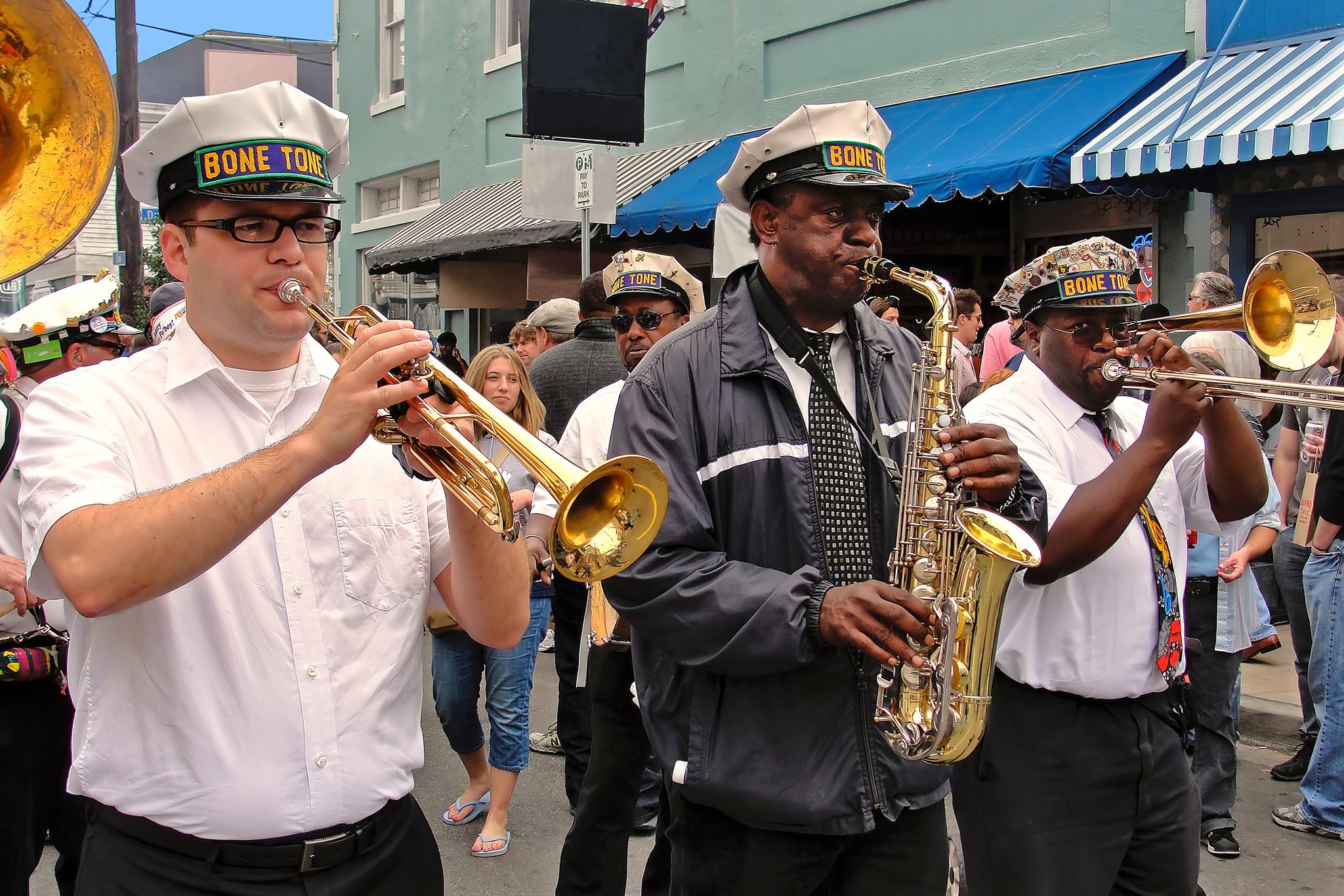 Oak Street Po'Boy Festival