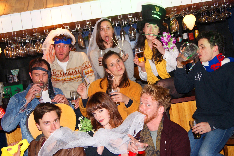 Bar'd Work: Twelfth Night