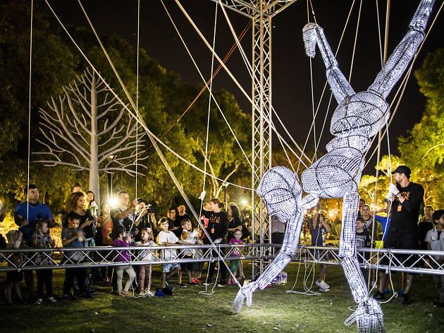Glow Winter Arts Festival 2019