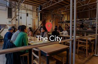 Google Signature Searches: The City