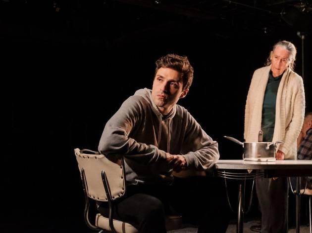 Omar and Dawn Kings Cross Theatre 2019