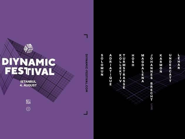 Diynamic Festival Istanbul