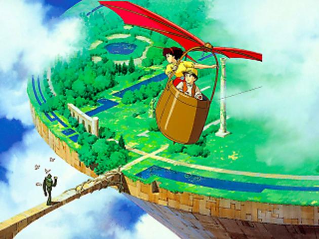 © 1986 - Studio Ghibli