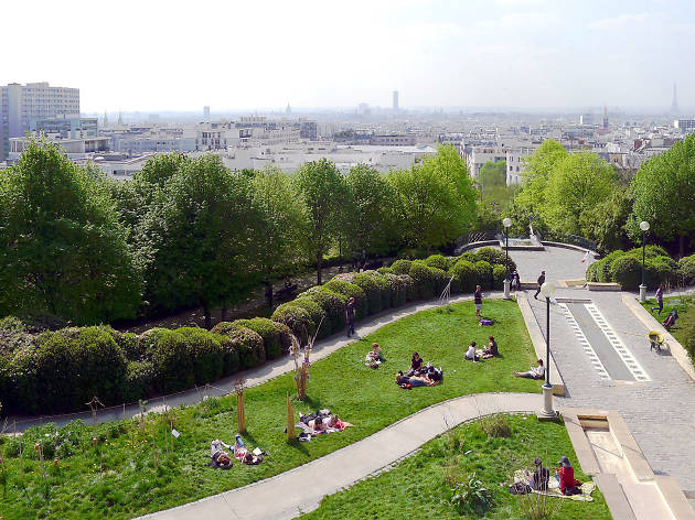12 Absolute Best Parks And Gardens In Paris
