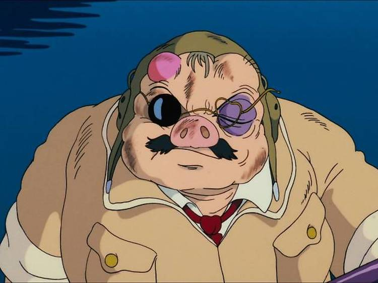 《飛天紅豬俠》