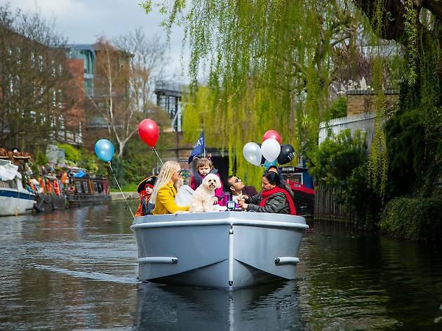 Goboat, London, UK
