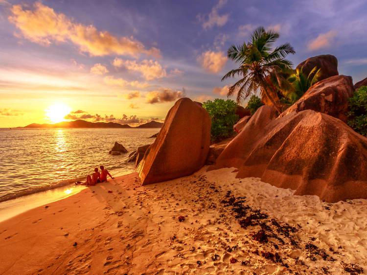 Anse Source d'Argent | La Digue, Seychelles