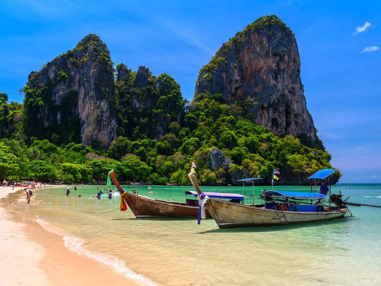 Railay Beach | Krabi, Thailand