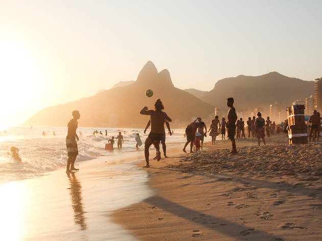 Rio de Janeiro's beaches will not reopen until a vaccine is found