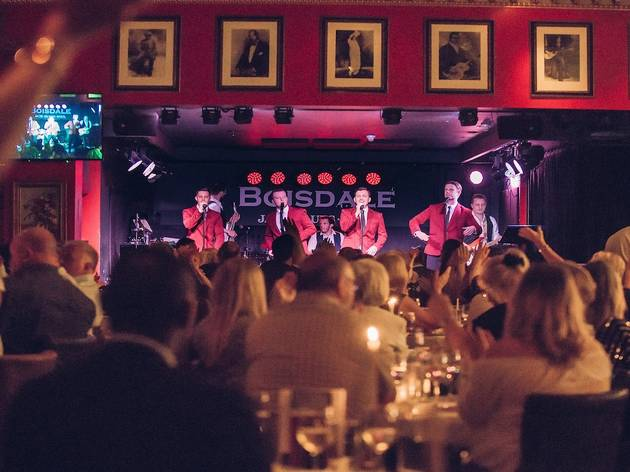 60% off live music and food at Boisdale