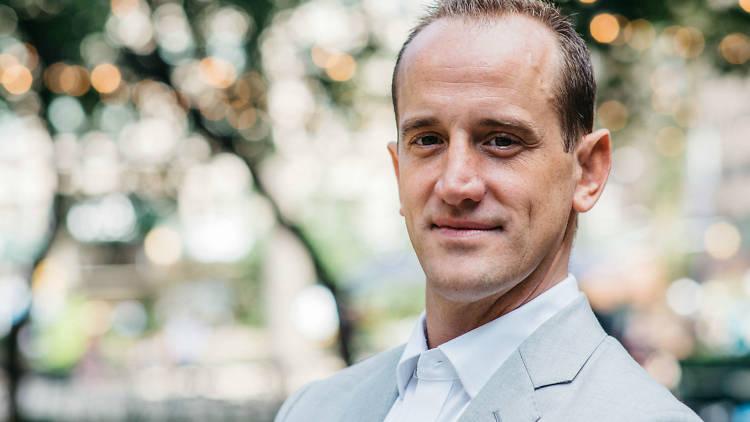 Randy Garutti CEO Shake Shack