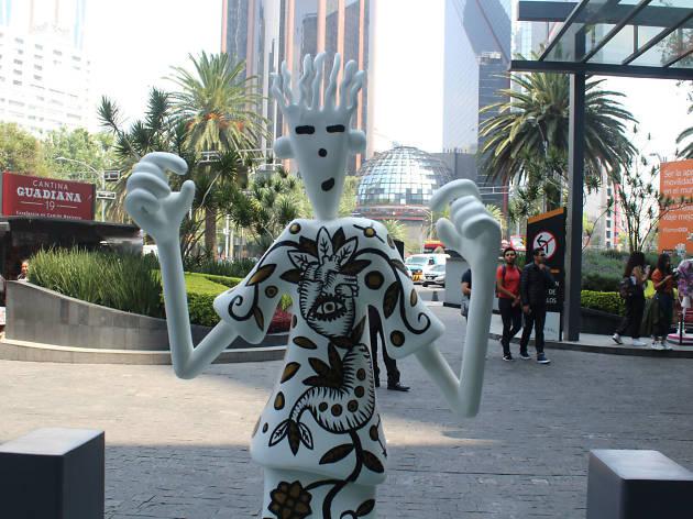 Fido Dido Parade en Reforma