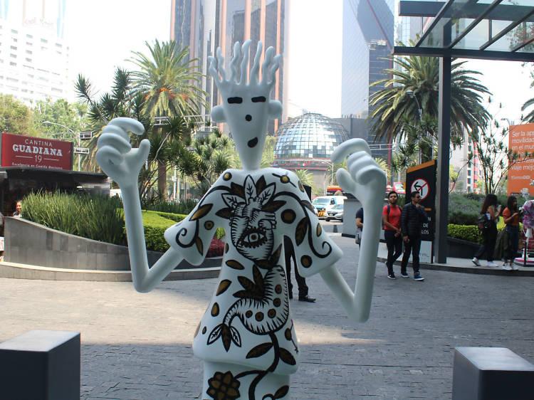 Fido Dido Parade, el famoso personaje invade las calles de la CDMX