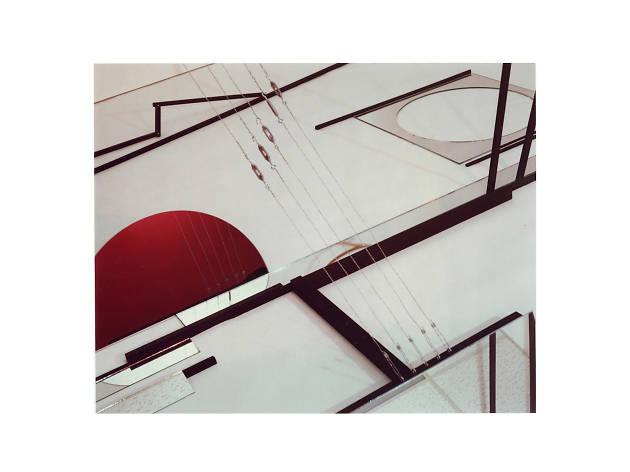 Barbara Kasten, Construct XII-B, 1981
