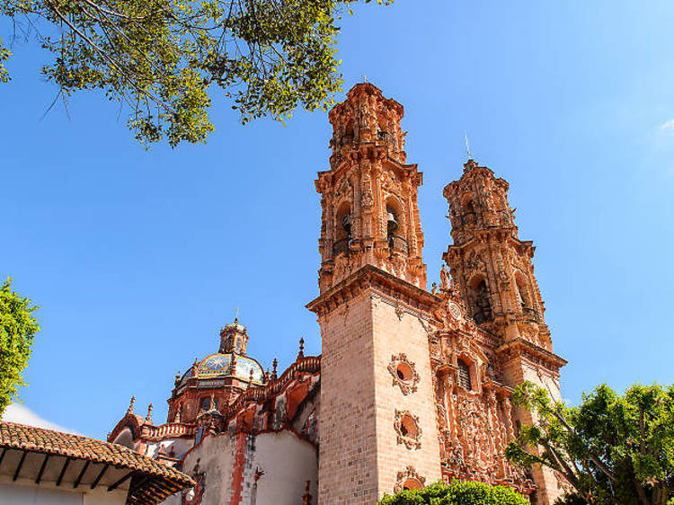 Tour La Mina en Taxco, Guerrero
