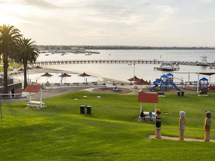 Eastern Beach, Geelong