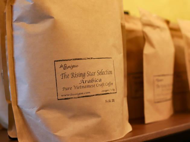 La Saigon Coffee