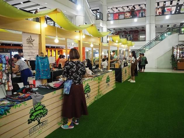 KCP 九龍城廣場「全齡‧傳承‧擁抱愛」夏日‧綠色市集