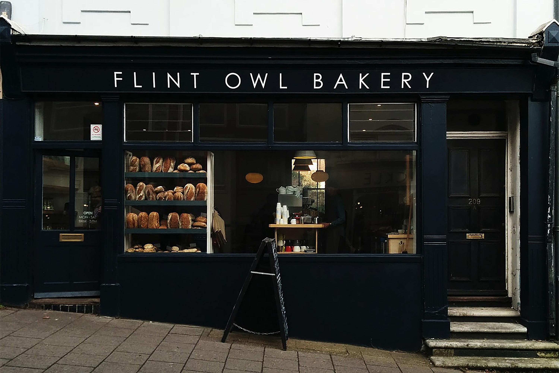 Flint Owl Bakery, Lewes