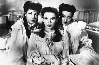 Judy Garland in 'The Harvey Girls'