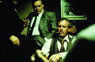 A still from the film The Sting