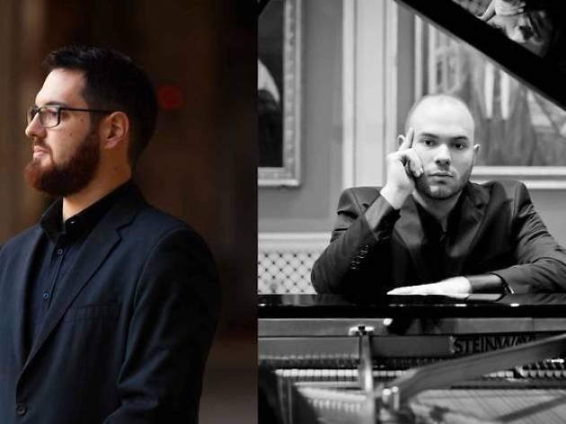 Ferran Albrich, baríton + Jon Urdapilleta, piano