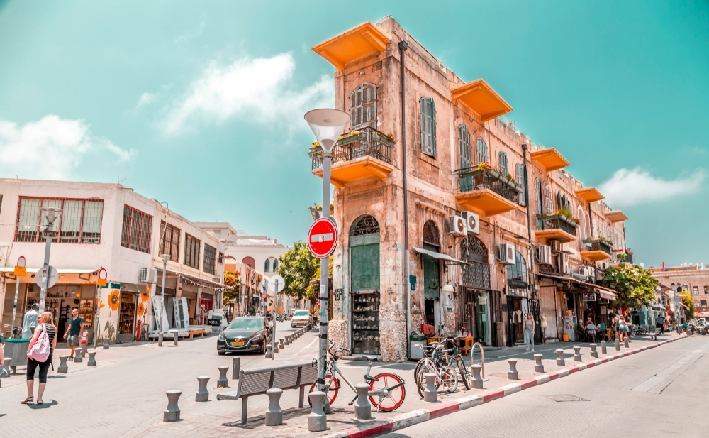 The top 5 venues to see theater and dancing in Jaffa