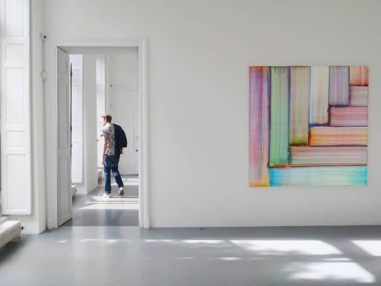 Les 50 meilleures galeries d'art de Paris