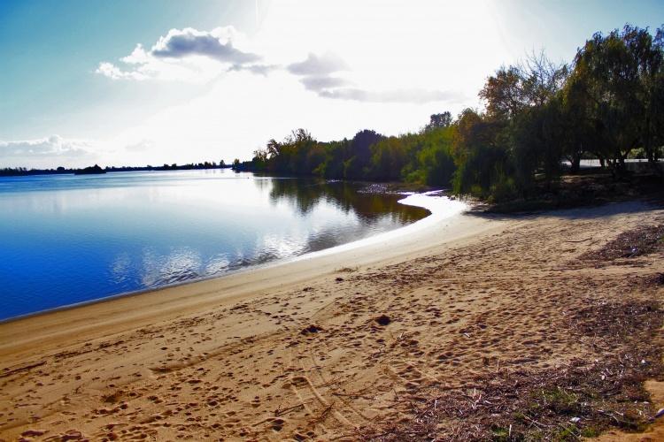 praias fluviais