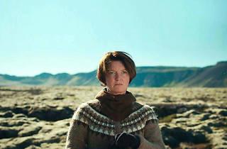 Filme islandês, Mulher em guerra de Benedikt Erlingsson